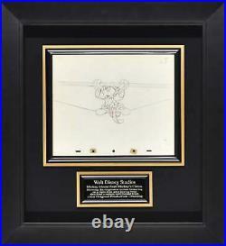 1936 Walt Disney Mickeys Circus Framed Cell 22x24