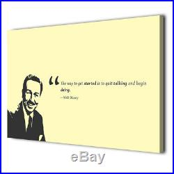 Art HD Print Home Décor Walt Disney Quote Paintings Wall Poster Picture