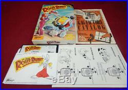 C64 Who Framed Roger Rabbit Walt Disney Company 1988