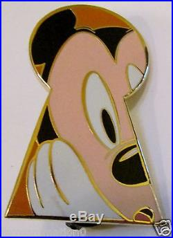 Disney Auctions Keyhole Square Frames Mickey Mouse LE 100 Pin