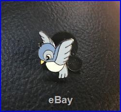 Disney Pin Mini Blue Bird Bluebird Bambi Frame Set PROTOTYPE VHTF