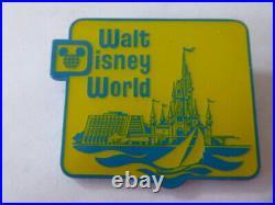Disney Trading Pins 84338 WDW Florida Project Framed Set Collage Walt Di