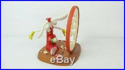 Disney WDCC 4008954 Who Framed Roger Rabbit Two Bits withCOA