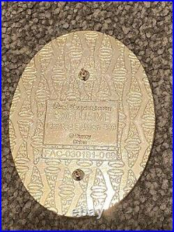 Disney WDI Walt Disney Imagineering Aristocats Gold Frame LE 300 Pin