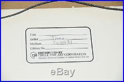 Elmer Fudd Jc5931 Chuck Jones Signed Original Animation Cel Hand-painted Framed
