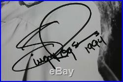 Ginger Rogers Autographed Framed Photo Walt Disney Certified