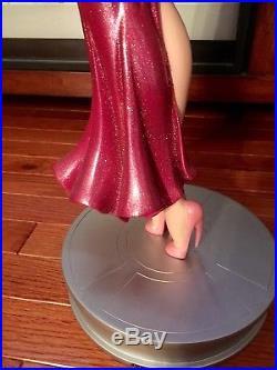 JESSICA RABBIT 24 STATUE, CODY REYNOLDS sculpture DISNEY WHO FRAMED ROGER EUC