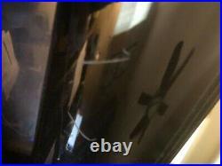 Jack Nicholson Auto Signed Photo The Shining COA, Walt Disney World, Framed Orig