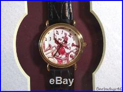 Mickey Mouse Character Watch & Artwork The Conductor Disney Framed Artist
