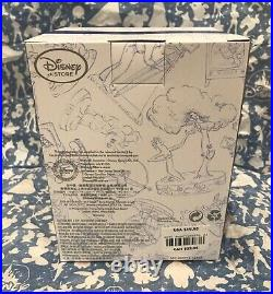 NEW Disney Store Mickey Mouse & Walt Sketchbook Ornament A Tribute to Walt Frame