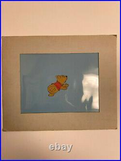Original Walt Disney Celluloid Drawing Winnie the Pooh