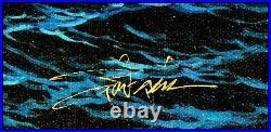 Rodel Gonzalez Walt Disney Mickey Mouse Giclee on Canvas Signed Large Apprentice