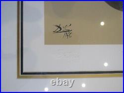 Salvador Dali / Walt Disney Destino #213 Framed