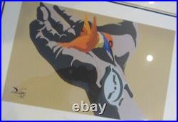 Salvador Dali / Walt Disney Destino #213 Limited Framed Serigraph