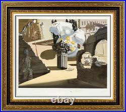 Salvador Dali Walt Disney Studios Destino Storyboard Serigraph Surreal Artwork