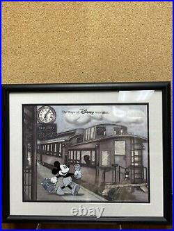 The Magic Of Disney Annimation Cel Dreams Come True Ink And Paint-mgm Studios