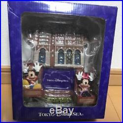 Tokyo Disney Resort Tower of Terror Picture Frame Mickey minnie Ornament SHIRIKI