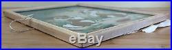 VIVID COLORS BAMBI TWITTERPATED SCENE Walt Disney 8x10 Framed Print