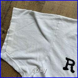 Vintage 1987 80s Walt Disney Who Framed Roger Rabbit Wrap Around Shirt XL