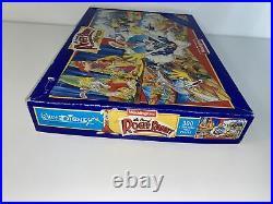 Vintage Disney Who Frames Roger Rabbit Puzzle