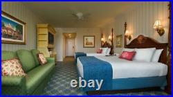 WALT DISNEY BOARDWALK VILLAS Resort Original Cast Member Prop Framed Art Print