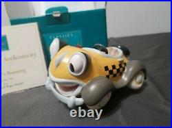 WDCC Disney Who Framed Roger Rabbit Benny Cab The Meter's Running LE Figurine