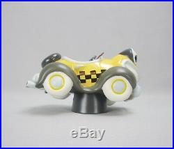 WDCC The Meters Running Benny The Cab From Who Framed Roger Rabbit With Box COA