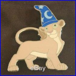 WDI Walt Disney Imagineering 2014 Lion King Framed Set LE 200 AP Simba Nala