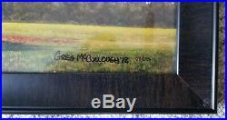 Walt Disney Art Dream It, Do It by Greg McCullough Framed Canvas Print 28x20