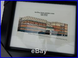 Walt Disney Feature Animation Building Fl Grand Opening April 22 1998 Framed Cel