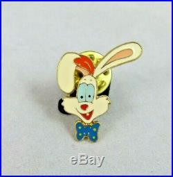 Walt Disney Productions Pin F. Giorgi Who Framed Roger Rabbit. 800 Silver
