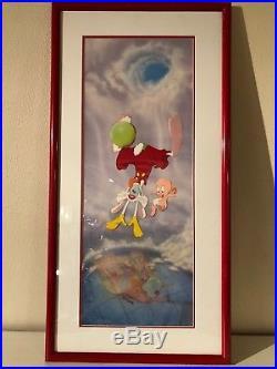 Walt Disney Who Framed Roger Rabbit Limited Edition Animation Cel Rare