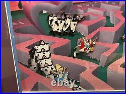 Walts Disneys Alice In Wonderland 65th Anniversary Frame Set